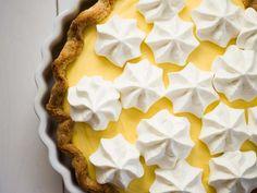Mango Mousse Pie