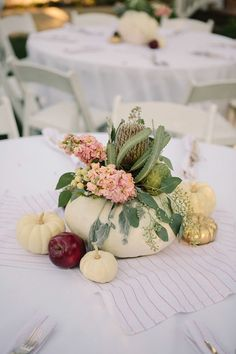5 Creative Uses For Pumpkins In Your Wedding « Southern New ...