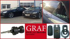BMW Autodiebstahl mit Keyless System Sicherheitslücke sichern Alarmanlag...