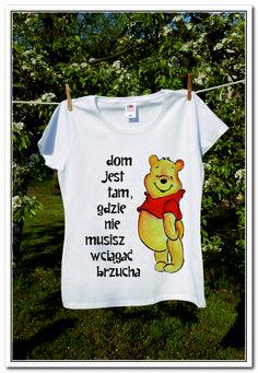 Koszulka ręcznie malowana farbami do tkanin - w razie pytań proszę o maila - agneska24@gmail.com