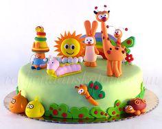 torta baby tv - Buscar con Google