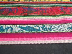 Textiles ecuatorianos Otavalo Ecuador