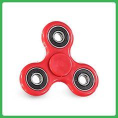 Royal Deluxe Fidget Spinner Toy Stress Reducer (Red) - Fidget spinner (*Amazon Partner-Link)