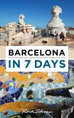 Heading to Barcelona, Spain? These itineraries will help you plan your sightseeing.                                                                                                                                                                                 More