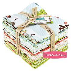 Alpine Wonderland Fat Quarter Bundle Sheri Berry Designs for Riley Blake Designs - Christmas Cloth Store