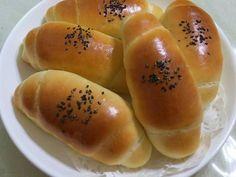 鹹奶油麵包捲