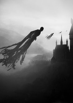 harry potter, hogwarts, and dementor image Harry Potter Tumblr, Harry Potter Dementors, Harry Potter Pictures, Harry Potter Universal, Harry Potter Fandom, Harry Potter World, Harry Potter Hogwarts, Albus Severus Potter, Harry Potter Tattoos