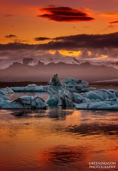 Fire and Ice II by Kev Pearson on 500px