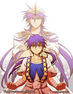 Sinbad | Magi: The Labyrinth of Magic/ Magi: Sinbad no Bouken