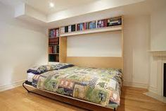 Image result for wall bed