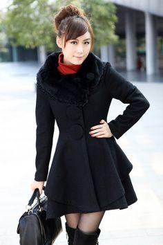 Casaco em lã, ideal inverno rigoroso, várias cores, Vendas online. http://www.momentosruby.com
