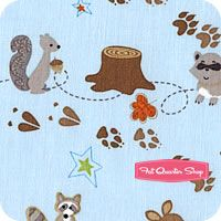 Fox Trails collection, $9.99/yd