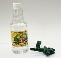 #Honey B Gone liquid is used to facilitate the removal of #honeybees from honey super. http://beewellhoneyfarm.com/product/honey-b-gone-spray/