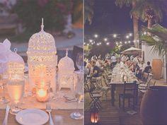 Boho Deco Chic: Una boda bohemia en Marrakech