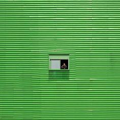 Green living. #green #color