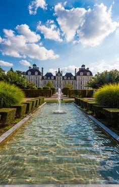 Château de Cherveny- Loire Valley, France