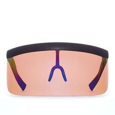 5d750bde38d Daisuke sun visor — Mykita x Bernhard Willhelm Lenses
