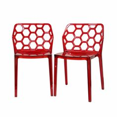 Demascus Dining Chair (Set of 2) - Click to enlarge