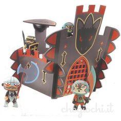 Castello Ze dragon castle (DJ06722)