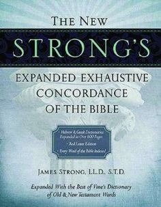 53 best recommended books on theology church history images on amazon the new strongs expanded exhaustive concordance of the bible 9781418541682 fandeluxe Images