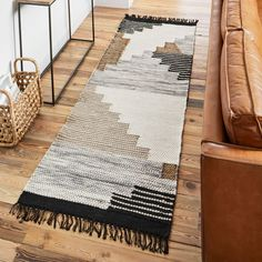 Colca Wool Rug - Bathroom Rugs - Ideas of Bathroom Rugs Bathroom Rugs, Bath Rugs, Bathroom Runner Rug, Kitchen Runner, Hallway Runner, Kitchen Rug, Barn Bathroom, Small Bathroom, Entryway Rug