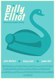 Billy Elliot Poster by W0op-W0op on deviantART