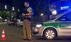 Man who killed himself and injured 12 when he detonated rucksack outside music event in Germany had application refused