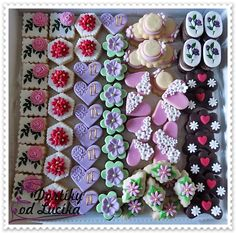 Rainbow Icing, Bakery Recipes, Biscuit Recipe, Good Mood, Coffee Drinks, Biscotti, Food To Make, Sweet Tooth, Birthday Cake