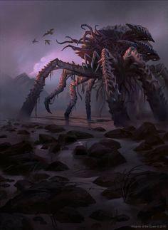 MTG: Drownyard Behemoth by KangJason                                                                                                                                                      More