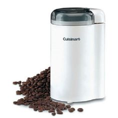 Cuisinart Coffee Grinder 2.5 Oz. White