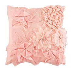 Fresh Cut Throw Pillow in Throw Pillows | The Land of Nod
