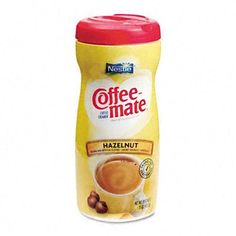 - Coffee-mate Hazelnut Creamer Powder *** Check out the image by visiting the link. Milk Substitute For Cooking, Non Dairy Coffee Creamer, Nestle Chocolate, Milk Allergy, Food Substitutions, Plastic Bottles, Drinking Tea, Gourmet Recipes, Powder