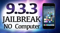 cool HOW TO JAILBREAK iOS 9.3.3 - NO COMPUTER!! Pangu UPDATE & PP - NEW Easy Tutorial - NO Apple ID