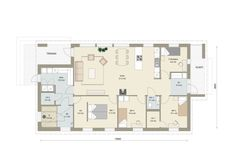 Floor Plans, Diagram, Houses, Homes, House, Home, Computer Case