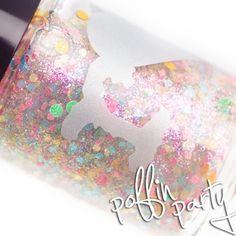 Rainbow Honey Cosmetics - Poffin Party LOVE THIS SO MUCH