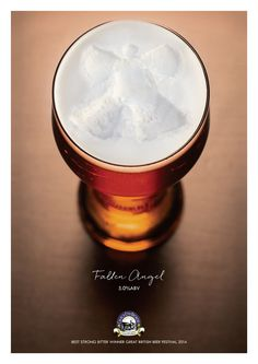 Nice beer ad