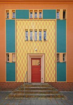 Treptow - Gartenstadt Falkenberg ©Landesdenkmalamt Berlin, Wolfgang Bittner