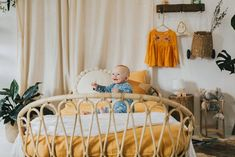 Kids room does not need to be tacky Welcome To My House, Kool Kids, Fashion Room, Kid Spaces, Warm And Cozy, Bassinet, Kids Room, Toddler Bed, Interior Decorating