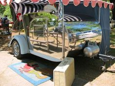My Web Site Devoted To 1947 Ken Skill Teardrop Camping Trailer As Well Other Teardrops And Small Travel Or Trailers