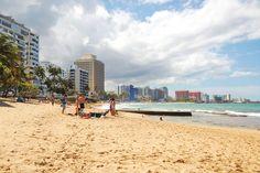 Puerto Rico - Condado Beach, San Juan