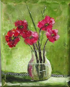 Art du Jour by Martha Lever