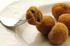 Olive Ascolane del Piceno DOP | Stuffed #Olives PDO, Marche