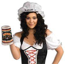 White Mob Cap Pioneer Womenu0027s Bonnet Hat Adult Prairie Costume  Accessory Amish Sc 1 St Pinterest 62f590320342