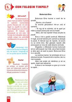 Dezvoltare Personala Semestrul I Romanian Language, Educational Games, Worksheets For Kids, Emotional Intelligence, School Counseling, After School, Art Therapy, Kids Education, Classroom Management