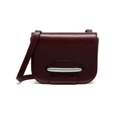 Shop the Selwood in Oxblood Shiny Goat Leather at Mulberry.com. The Selwood is a beautifully constructed modern satchel, with a unique piece of metalwork adding a statement signature on the front flap. Referencing vintage satchels and their effortless wearability, the Selwood has an adjustable shoulder strap so it can be worn either on the across the body.
