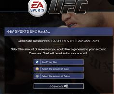 EA Sports UFC Hack Cheat Apk has lots of features like ADD Unlimited Gold, ADD Unlimited Coins and Unlock All Characters. Ea Sports, Gold Coins, Ufc, Cheating, Characters, Hacks, Club, Figurines, Tips