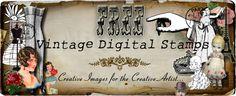 creative images for creative artist **FREE ViNTaGE DiGiTaL STaMPS**