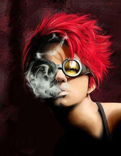 Benide yak ağzına duman olayım ..Öyle içten bir nefesin var ki cehenem ateşi secde eder sana .