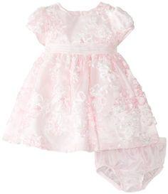 Bonnie Baby Baby-Girls Newborn All Over Bonaz Dress, Pink, 0-3 Months Bonnie Baby,http://www.amazon.com/dp/B00GIIJ6VM/ref=cm_sw_r_pi_dp_3Ecctb1T6CYQW5NK