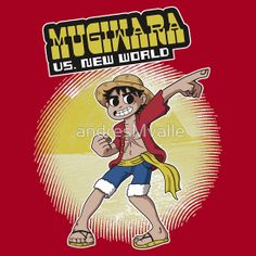 Mugiwara vs. New World